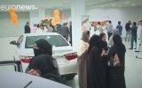 Suudi Kadınlar İlk Kez Tribünlerde