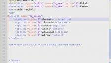 Web Tasarım Dersleri 2