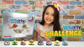 Whirly Oyuncakları Açıyoruz En Güzel Hangisi - Denge Yarışması