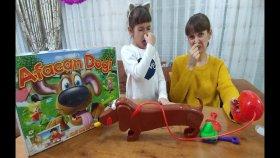 Afacan Dogi Çok Yemek Yiyince Naptı Dersiniz. Dogi Slime Yerse, Toys Unboxing