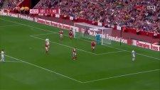 Arsenal ve Milan Efsaneleri Gösteri Maçı
