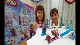 Çakma Lego Karlar Ülkesi Elsa Anna Olaf, Detaylı Ve Malzemesi Kaliteli Çıktı, Toys Unboxing
