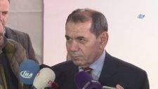 Dursun Özbek: Arda Turan Ekonomik Sebepler Nedeni İle Başakşehir'i Tercih Etmiştir