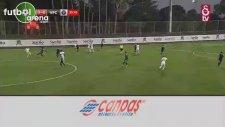 Garry Rodrigues'in Viitorul'a attığı gol