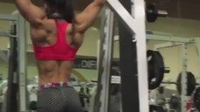 Kadın Fitness Sporcuları