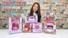 Mini Mini Küçücük Ev Aletleri Açıyoruz - Çok Tatlılar