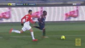 Montpellier - Monaco (Özet)
