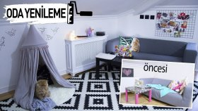 Oda Yenıleme | Room Makeover