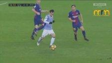 Real Sociedad 2-4 Barcelona - Maç özeti izle (14 Ocak 2017)