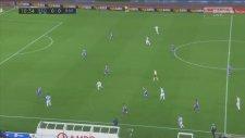Willian Jose'nin Barcelona'ya attığı gol