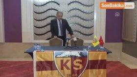 Artem Kravets, Kayserispor'da