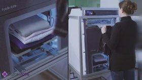 Çamaşır Katlama Makinesi: Foldimate