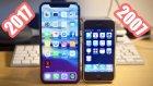 Dünyanın İlk iPhone'u 2G VS Tanıtılan En İyi iPhone: iPhone X (Dede, Torun'a Karşı #2)