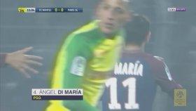 Fransa'da En iyi 5 Gol (20. hafta)