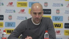 Guardiola, 4-3'lük Liverpool Mağlubiyeti Sonrası Konuştu