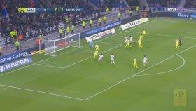 Lyon'un Büyük Şanssızlığı! Lyon - Angers (Özet)