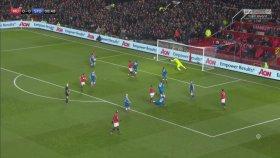 Manchester United 3-0 Stoke City (Maç Özeti - 15 Ocak 2018)