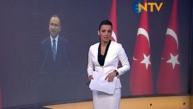 NTV'nin Güzel Spikeri Burcu Kaya'nın Zor Anları