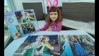 Puzzle Challenge, Karlar Kraliçesi Puzzlelar Lera Ve Elif Yarışıyorlar