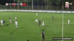 Sofiane Feghouli'nin Uçan Tekmesi (Galatasaray 5-0 Tuzlaspor)