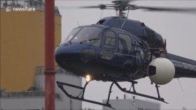 Tom Cruise'un Mission Impossible 6 Çekim Görüntüleri Ortaya Çıktı