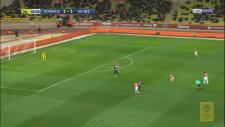 Balotelli çıldırdı, Falcao 90+2'de eşitledi! Monaco Nice (ÖZET)