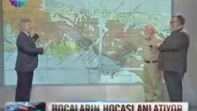 Celal Şengör Kanal İstanbul Projesini Değerlendirmesi