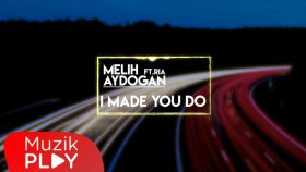 Melih Aydogan Ft. Ria - I Made You Do (Official Lyric Video)