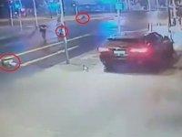 Polis Memurunun Arabasını Çalmak İsteyen Hırsızların Hazin Sonu