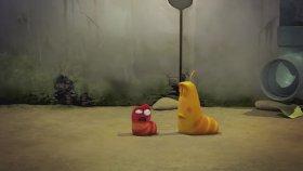 Rüzgârlı - Larva Çizgi Film | Larva Tam Bölüm