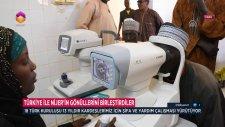 Türkiye ile Nijer'in Gönüllerini Birleştirdiler