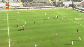 Akhisar Belediyespor 1-0 Boluspor (Maç Özeti - 17 Ocak 2018)