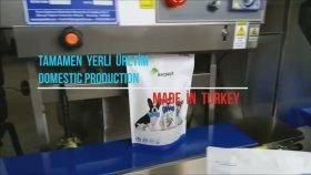 Çay Paketleme Makinası