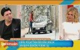 Ebru Polat'ın arabasının benzin deposuna su koyması