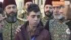 Filistin Direnişinin Sembol İsmi Fevzi El-Cüneydi Payitaht Dizisinin Oyuncuları ile Buluştu