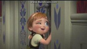 Frozen - Kardan Adam Yapsak Senle (Karlar ülkesi)