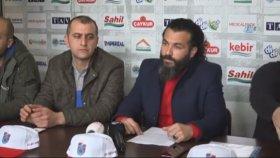 Halit Şahin'in Trabzonspor Taraftarından Para Toplayarak Şike Anıtı Yapması