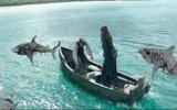 Karayip Korsanları Salazar'ın İntikamı Efektleri
