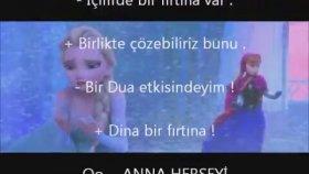Karlar Ülkesi - Çünkü İlk Defa Hayatımda (Lyrics Video)