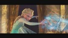 Karlar Ülkesi - Frozen Son Sahneler - Elsa sahneleri