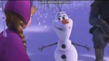 Karlar Ülkesi - Olaf İle İlk Karşılaşma