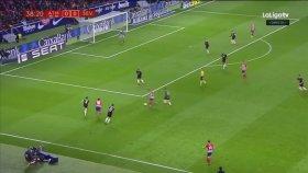 Atletico Madrid 1-2 Sevilla (Maç Özeti - 17 Ocak 2018)