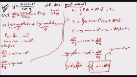 Diferansiyel Denklemler 4