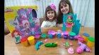 Disney Prenses Ariel Play Doh Oyun Hamuru Seti. Eğlenceli Çocuk Videosu