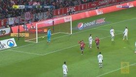 Lille'i Önce 30 Metreden Sonra 89'da Yıktılar! Lille 1-2 Rennes (Özet)
