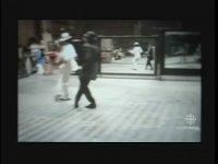 Michael Jackson - Smooth Criminal Dans Provaları