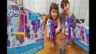 My Little Pony Saç Tasarım Yarışması Yaptık.kuaför Challenge Eğlenceli Çocuk Videosu