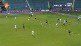 Osmanlıspor 2-1 Beşiktaş (Maç Özeti - 17 Ocak 2018)