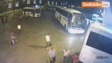 Otogarı ve Hastaneleri Mesken Tutan Yankesiciler Kamerada
