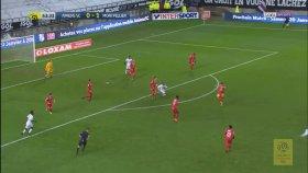Uzaktan Gelişine Harika Attı! Amiens 1-1 Montpellier (Özet)